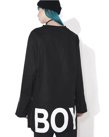 Boy Long Jersey
