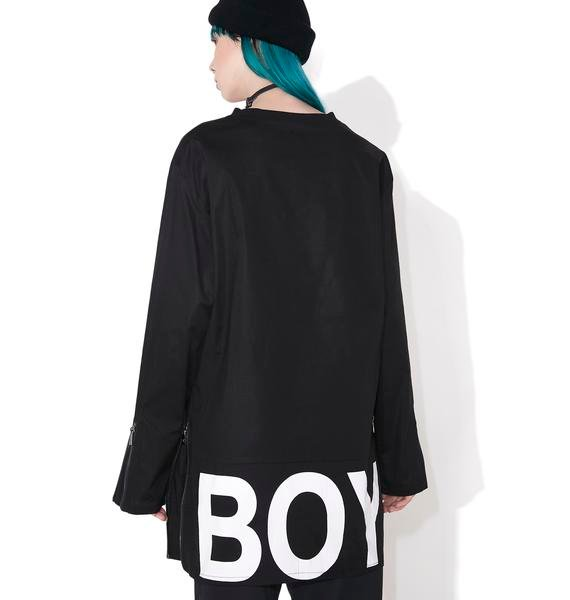 BOY London Boy Long Jersey