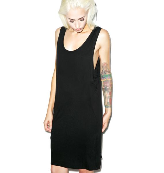 Drifter Enquiry Boyfriend Tank Top