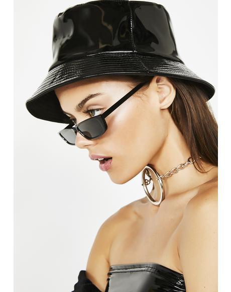 Illicit Love Vinyl Bucket Hat
