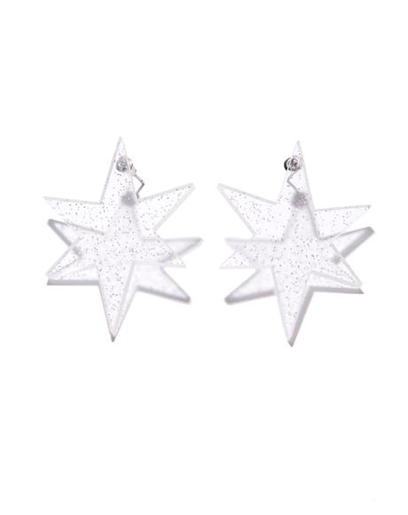Stellar Power Star Earrings