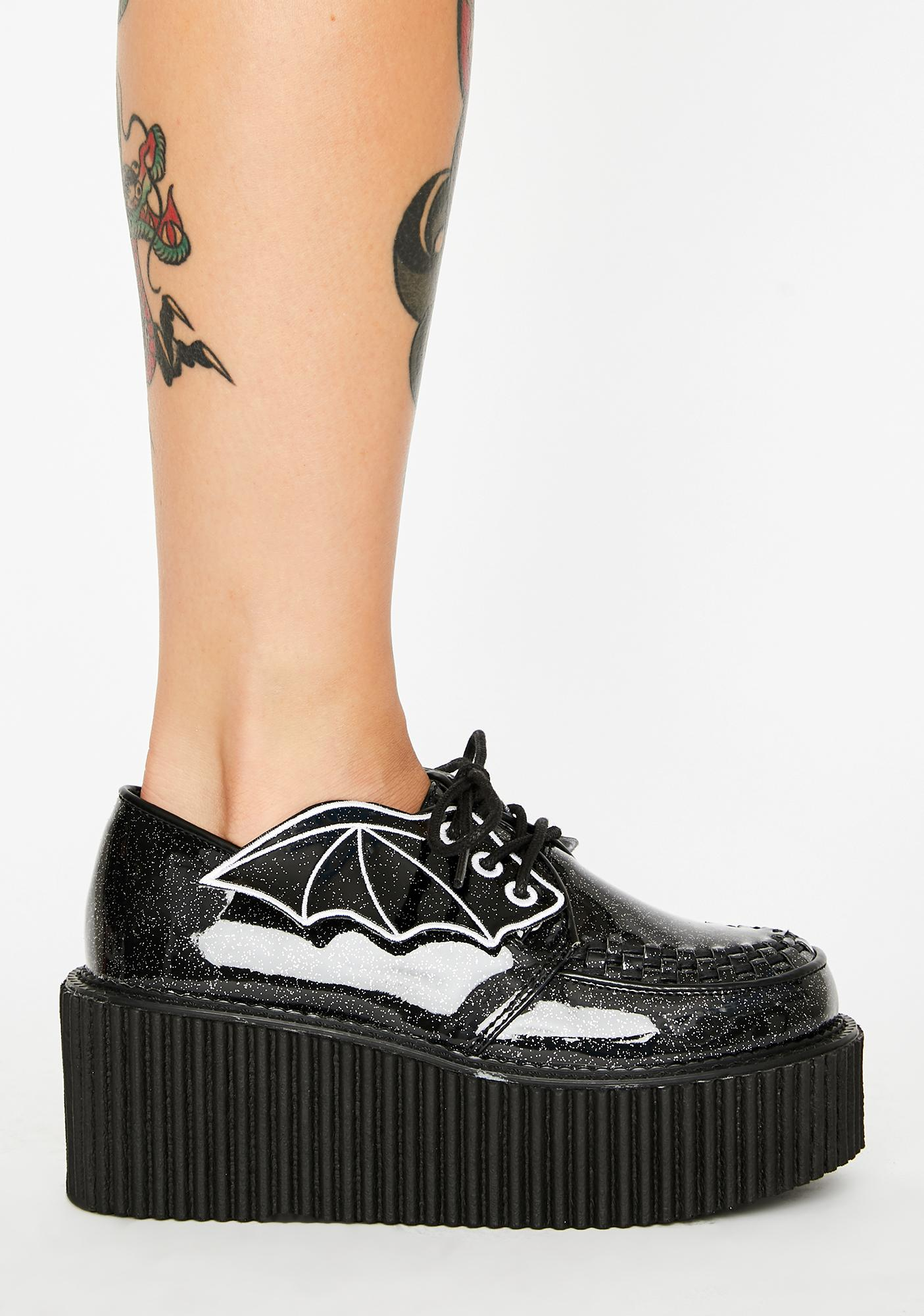 Demonia Under Yer Wing Creepers