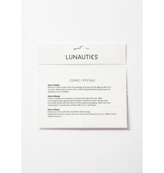 Lunautics Diamond Dust Cosmic Body Crystals