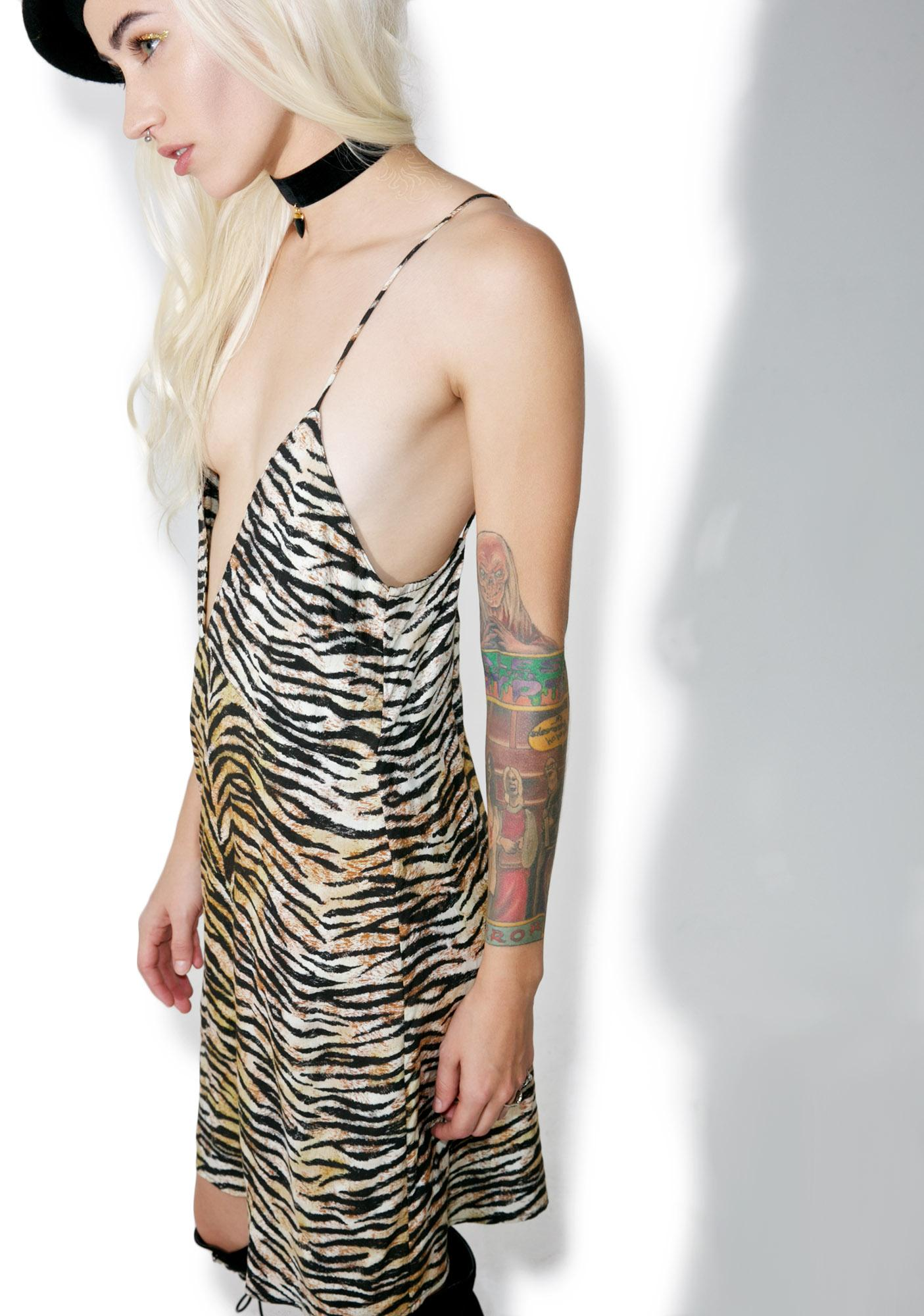 Motel Londe Slip Dress