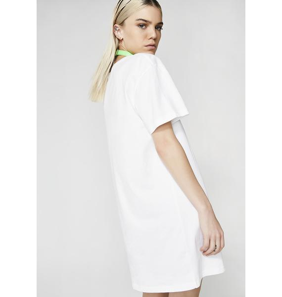 Current Mood Camera Ready Shirt Dress