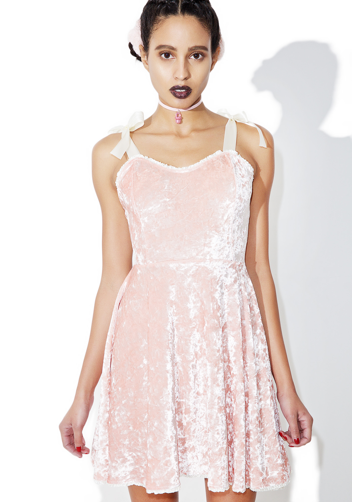 Current Mood Princess Velvet Crushin� Doll Dress