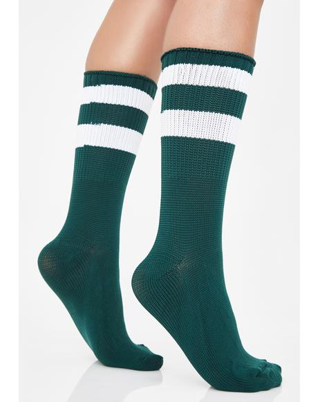 Prep Skool BB Crew Socks