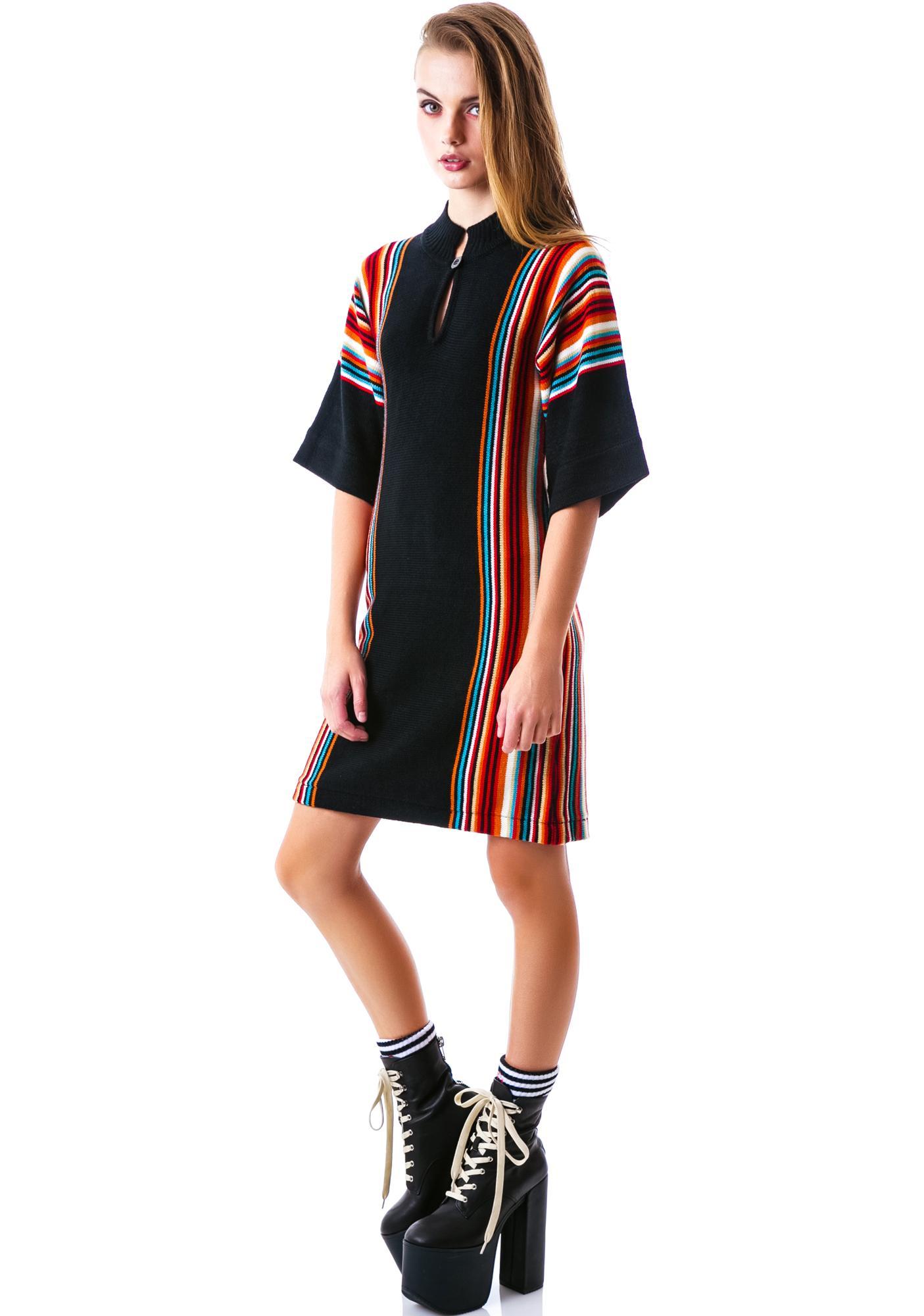 UNIF Dashiki Dress