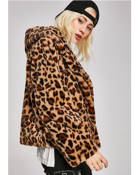 Pet Me Furry Jacket