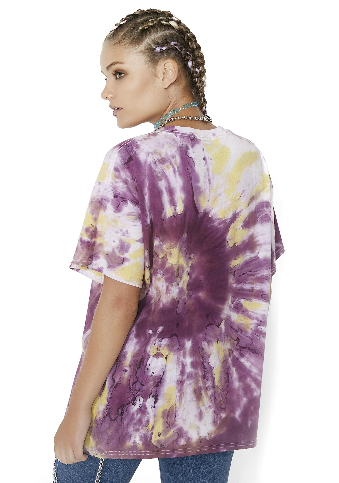 Forty Licks Tie Dye Tee