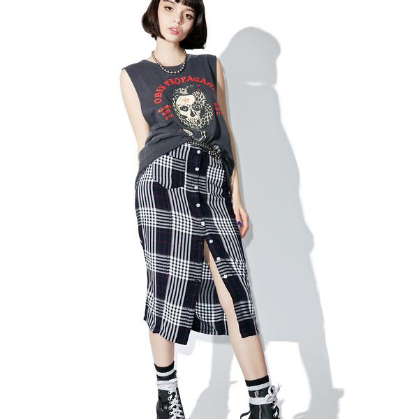 Obey Chelsea Skirt