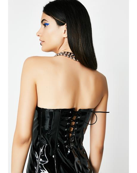 Plastic Thoughts Dress