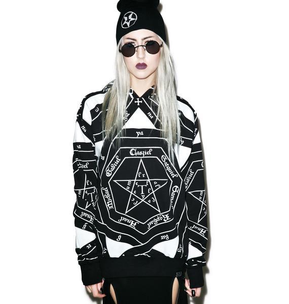 Killstar Occult Pullover Hoodie