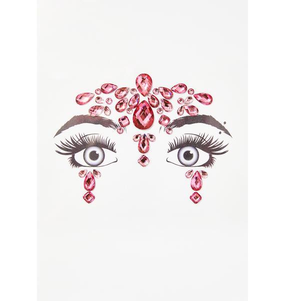 Pixie Temple Face Gems