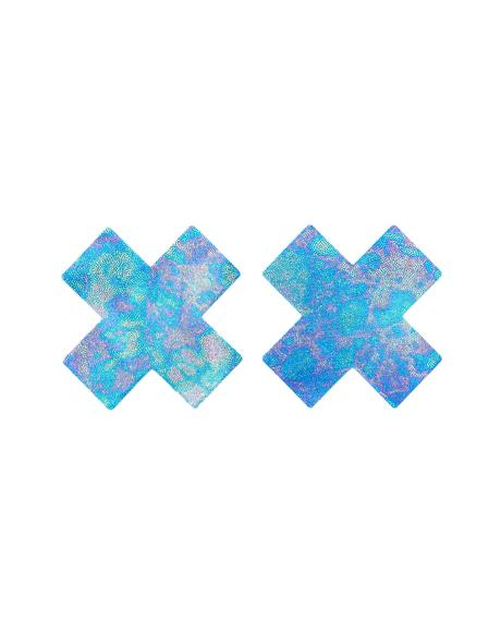 Aqua Blue X Pasties