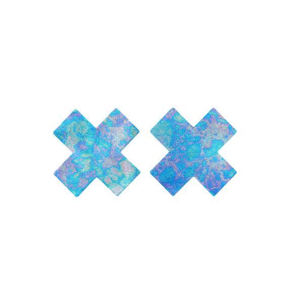Pastease Aqua Blue X Pasties