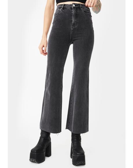 Eastcoast Crop Flare Pants