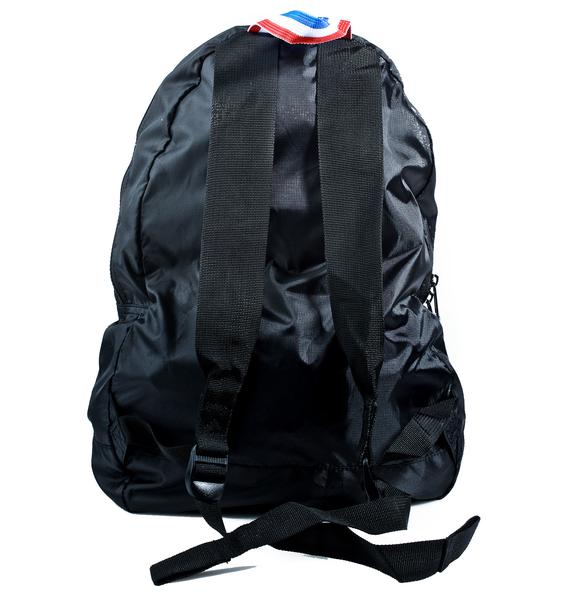 HUF X Thrasher Tour De Stoops Packable Backpack