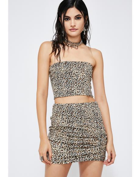 Fierce Classy Clique Skirt Set
