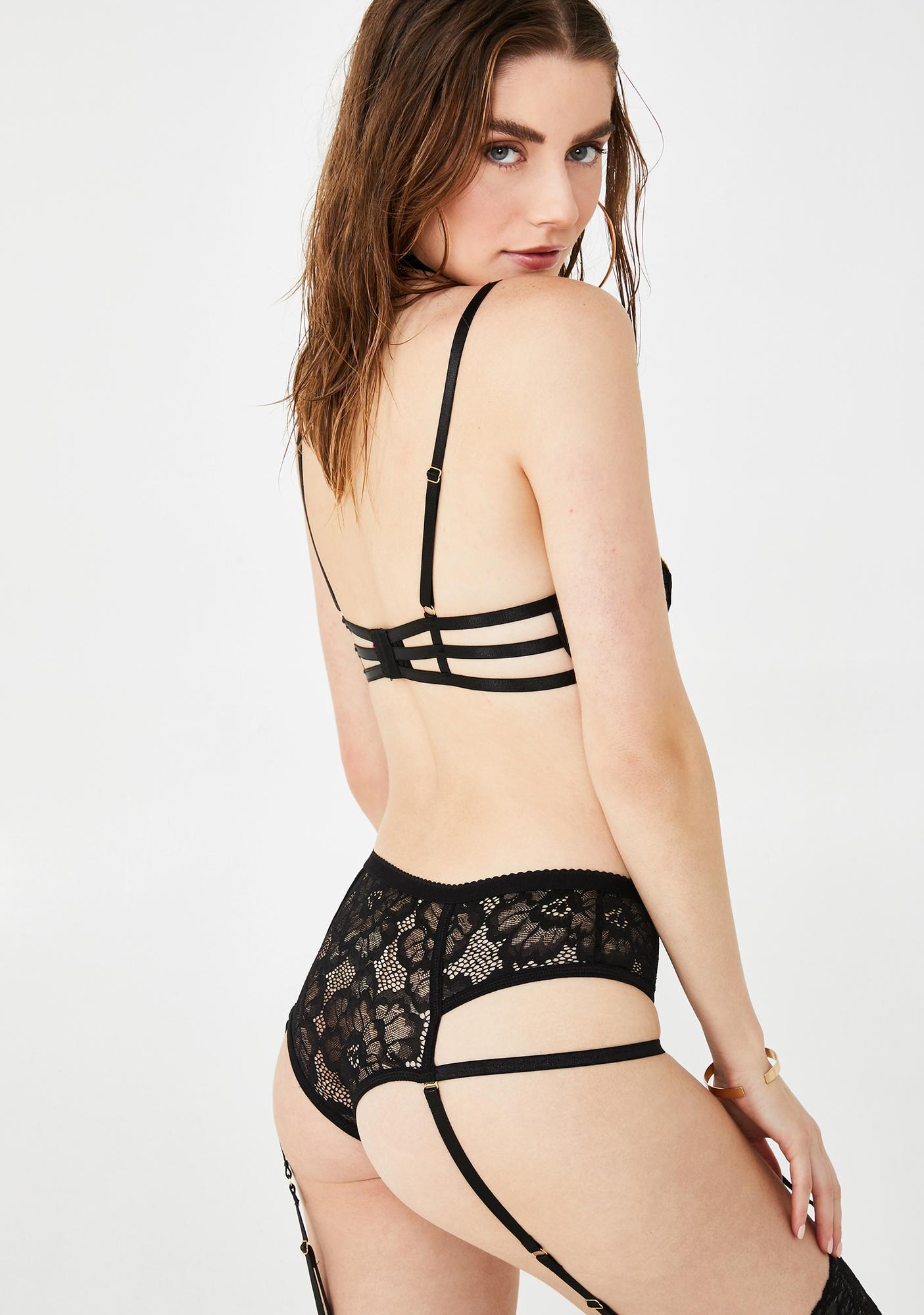 Zip Me Up Lace Set