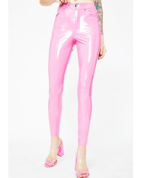Legally Flawless Vinyl Pants