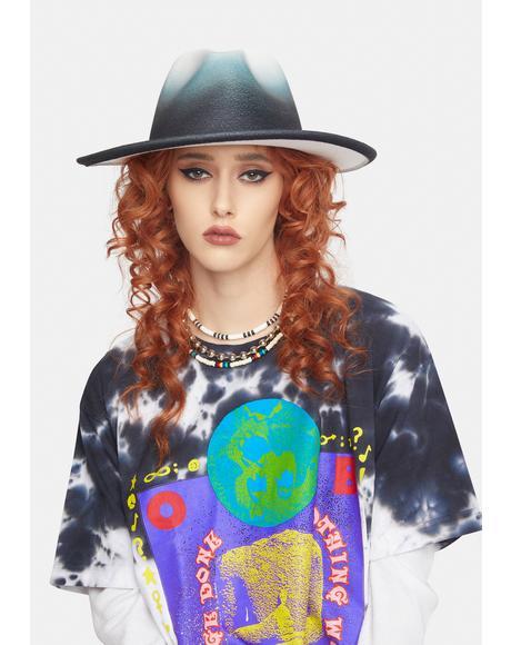 Unleash Love Wide Brim Hat