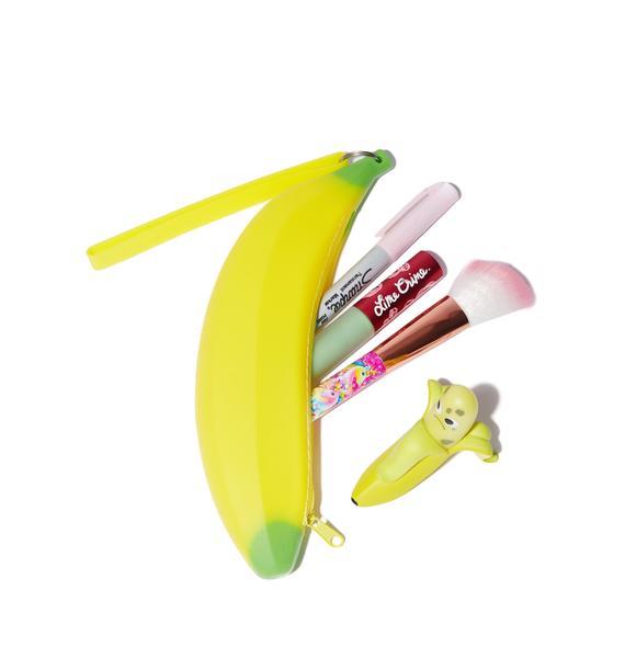 Snack Time Banana Coin Purse