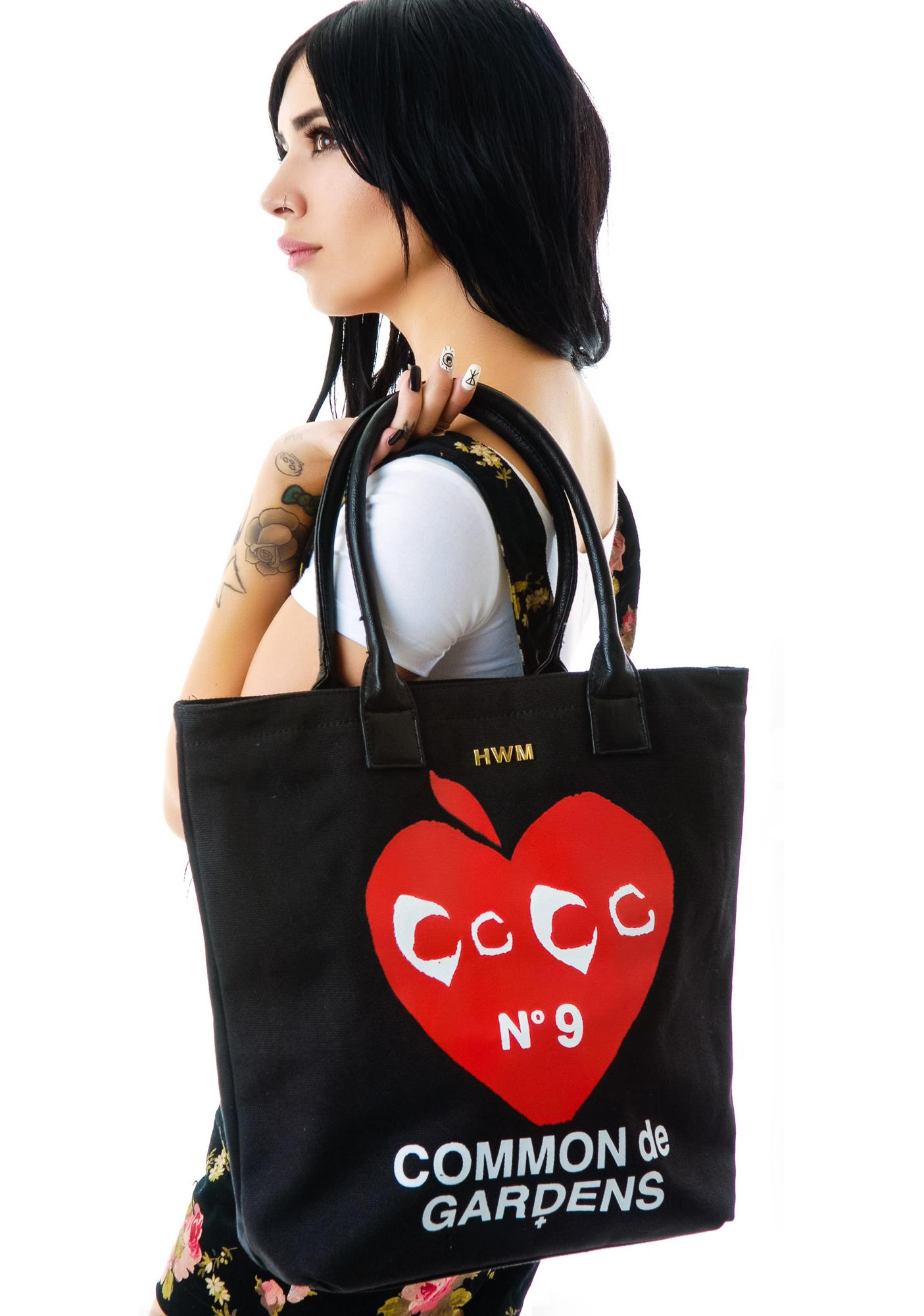 Hollywood Made UC Apple Tote Bag