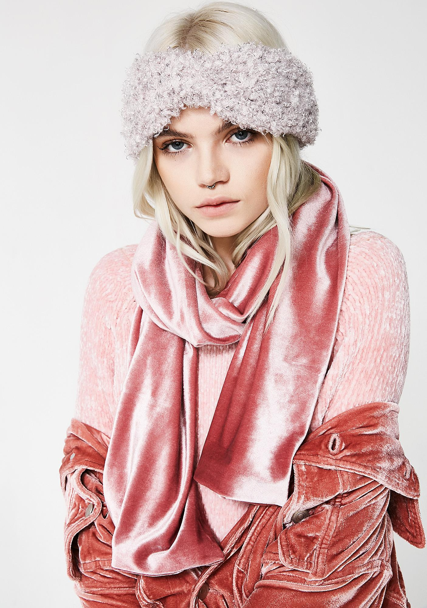 Wrapped Up In You Scarf