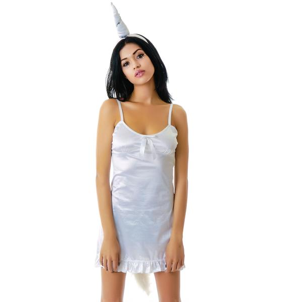 Lip Service Magical Unicorn Costume