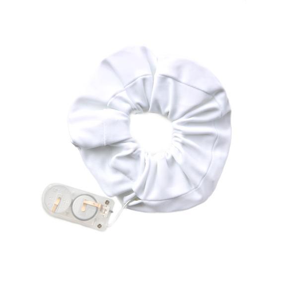 J Valentine Popstarr Light Up Scrunchie