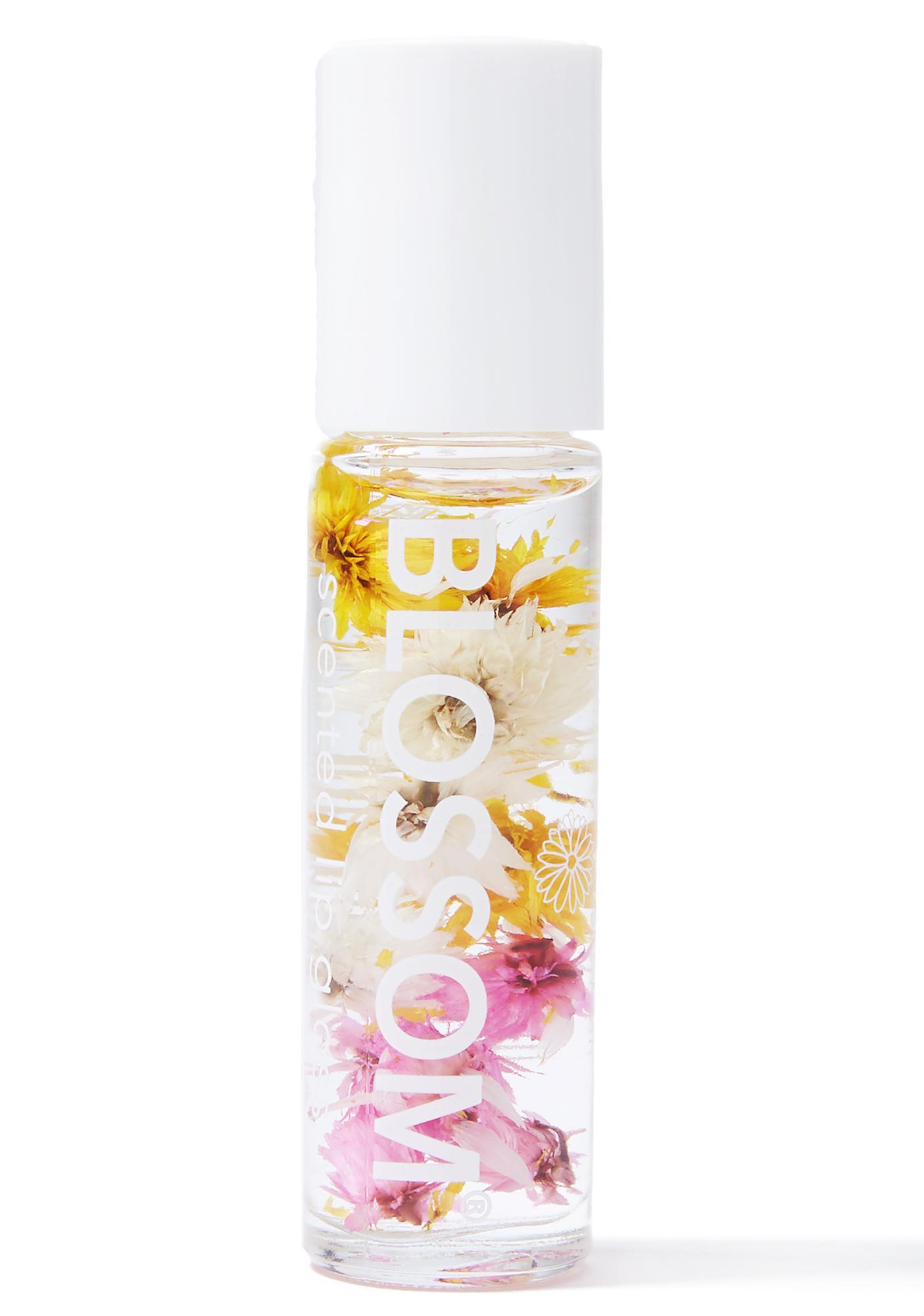 Blossom Juicy Peach Roll On Lip Gloss