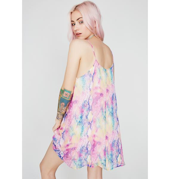 Technicolor Toxin Sundress