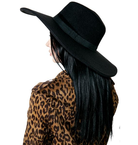 Joann Wide Brim Hat