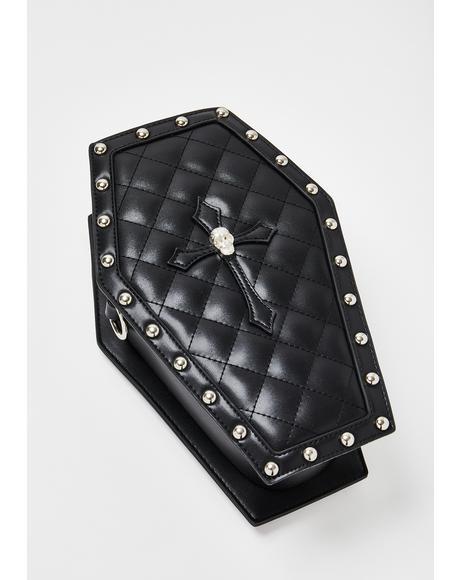 Deadly Secrets Coffin Bag