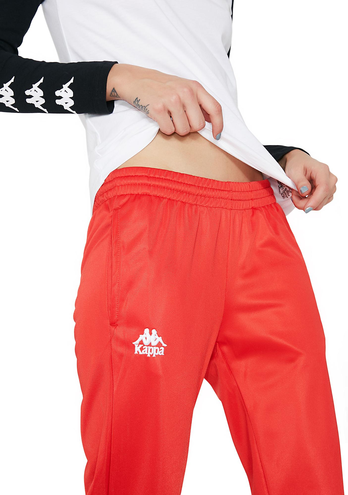Kappa Hot Authentic Wise Track Pants
