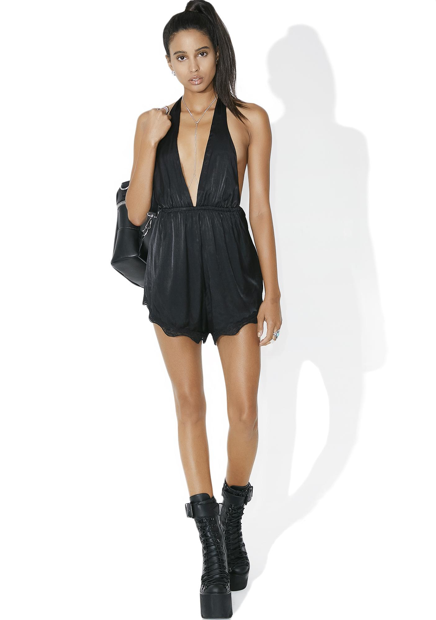 Somedays Lovin Night Hour Playsuit