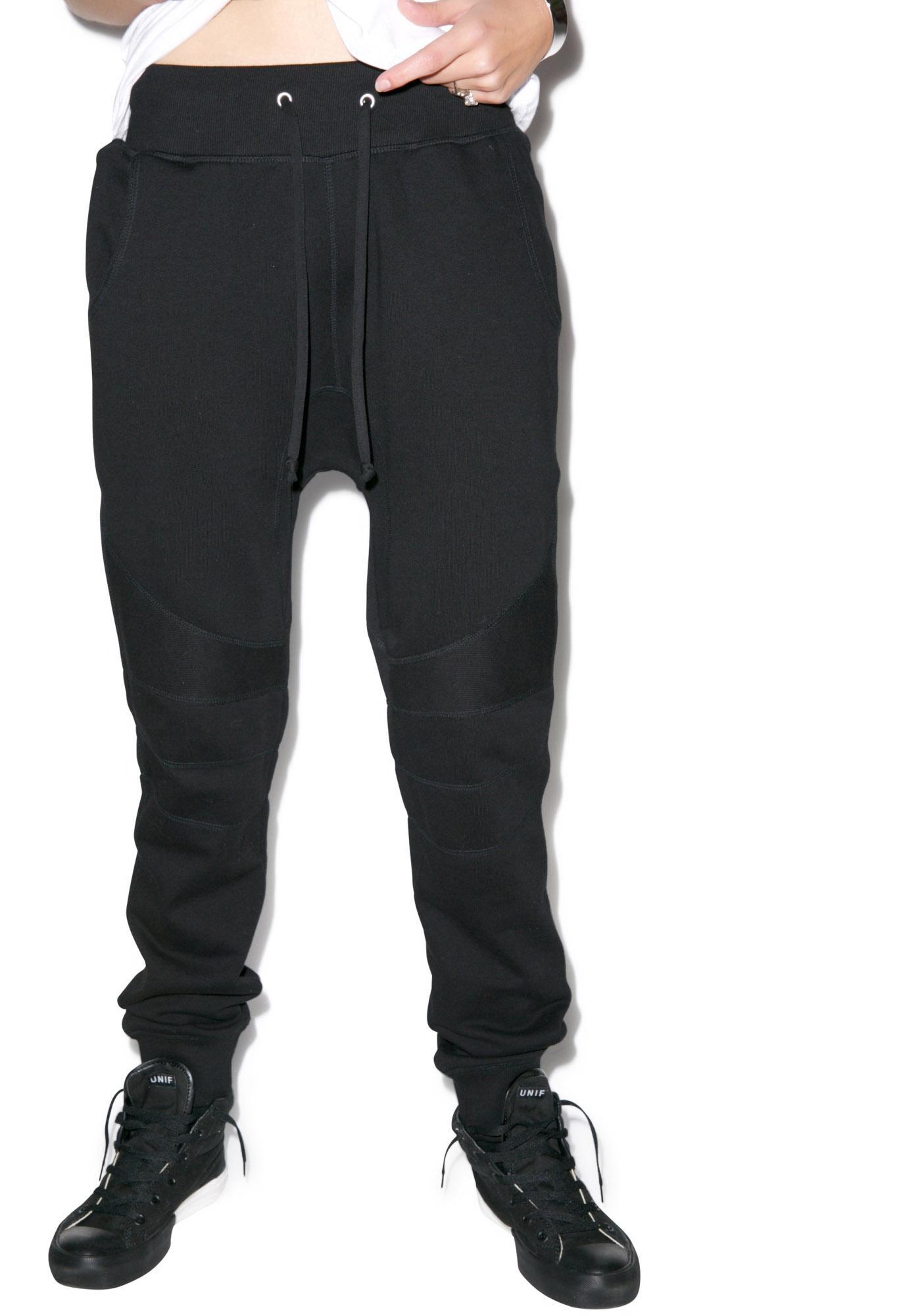 D9 Reserve Drop Crotch Biker Pant