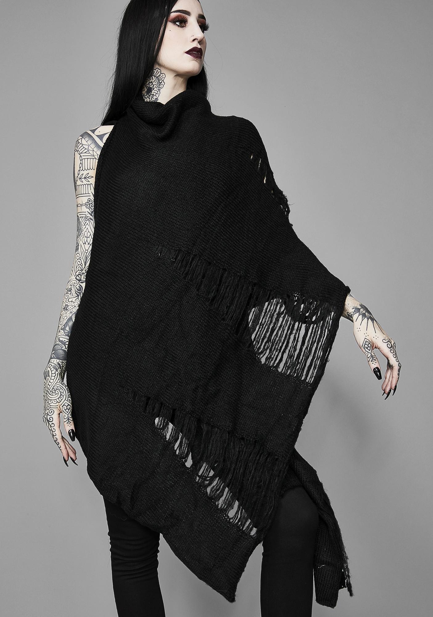 Widow Hexing Sweater Vest