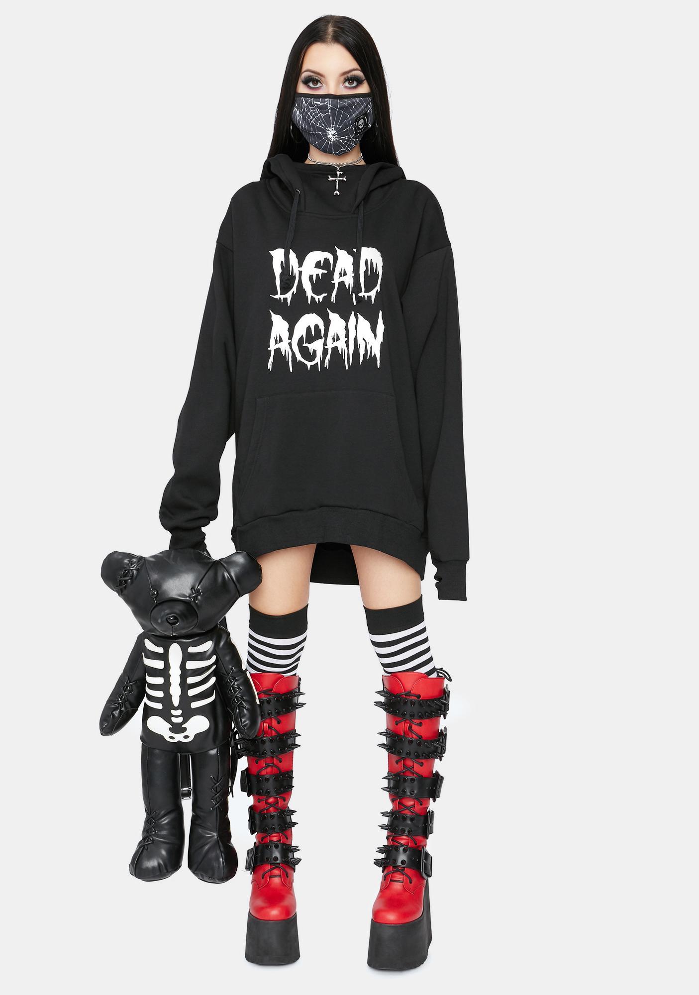 Dolls Kill Bring Me Back Hoodie