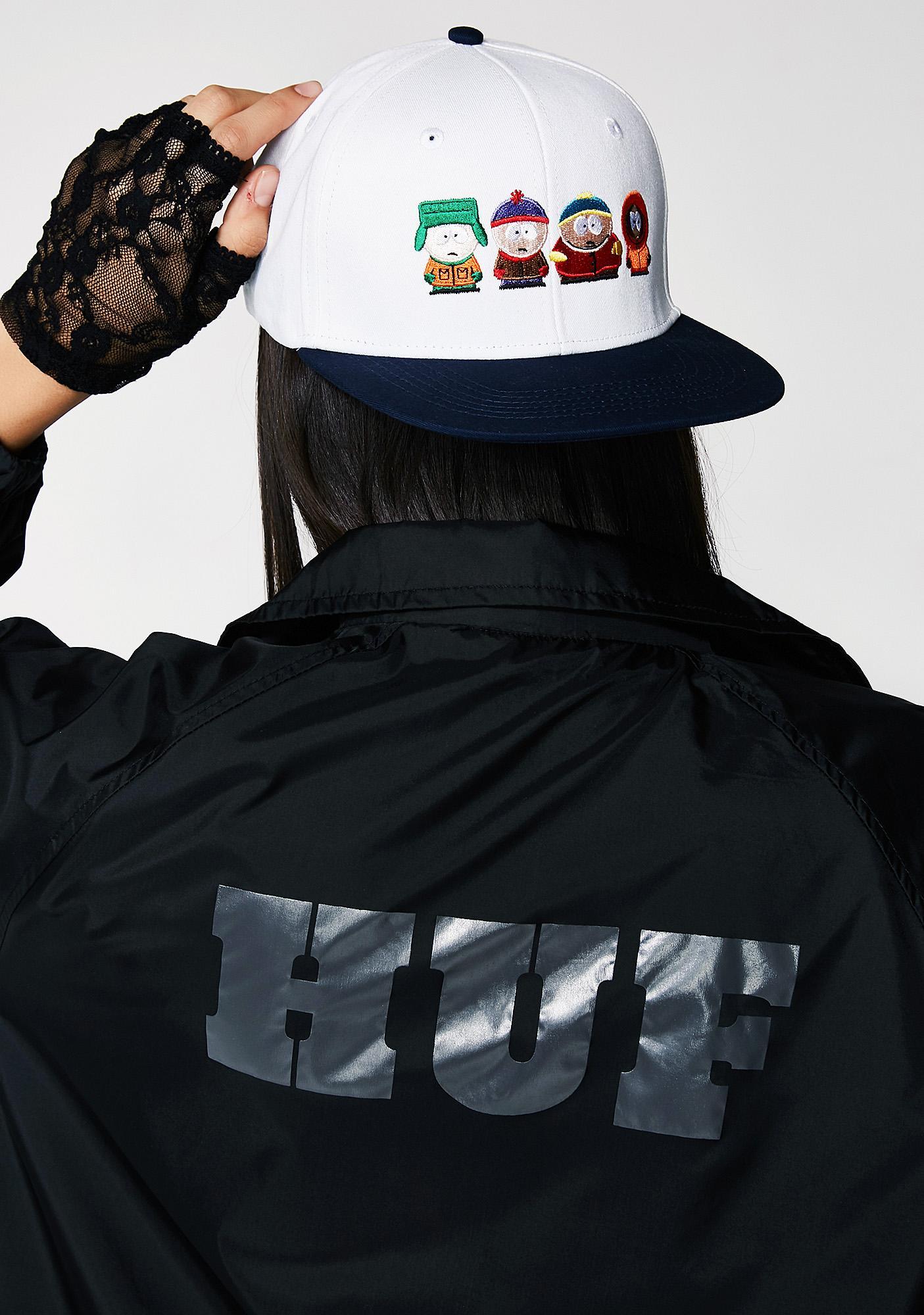HUF Kidz Strapback Hat