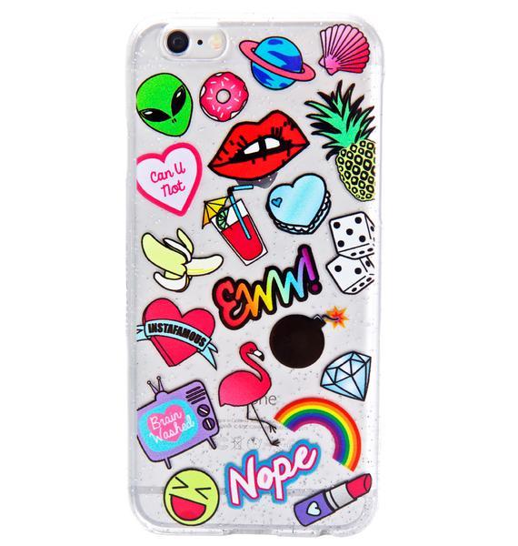 Skinnydip Doodle iPhone 6/6+ Case
