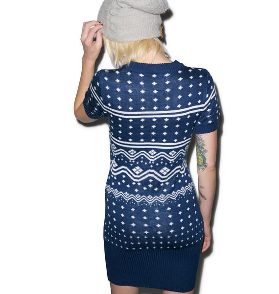 Tipsy Elves Conga Line Dress