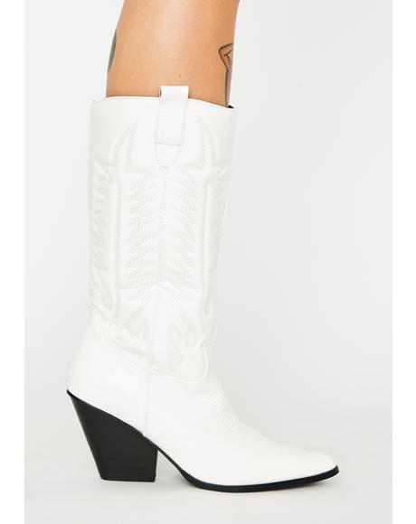 Pure Western Beauty Cowboy Boots