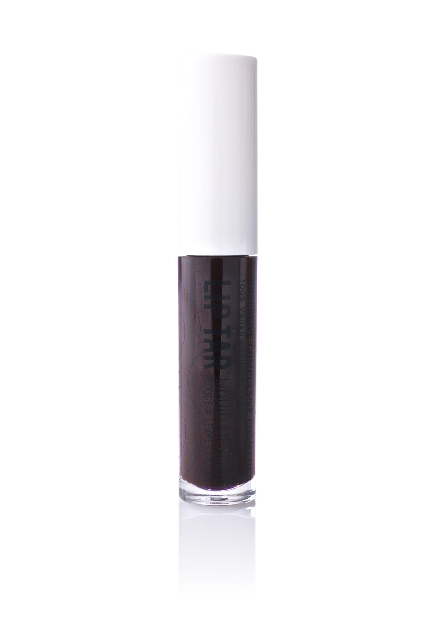Obsessive Compulsive Cosmetics Black Dahlia Lip Tar