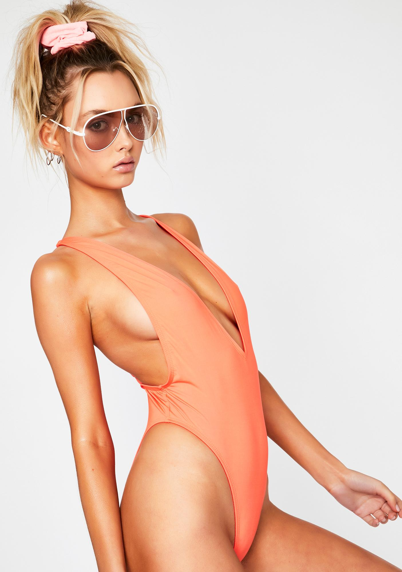 Dippin' Daisy's Summer Scuba Euphoria One Piece Swimsuit