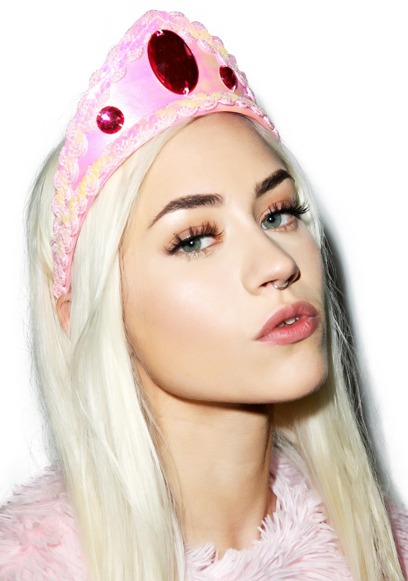 A Lil' Princess Headband Crown