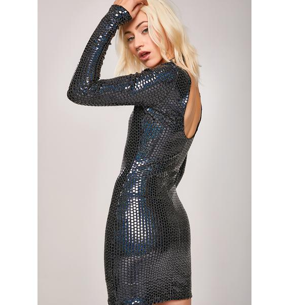 Finer Things Sparkly Dress