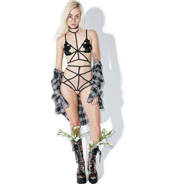For Love & Lemons Rylee Bondage Bralette