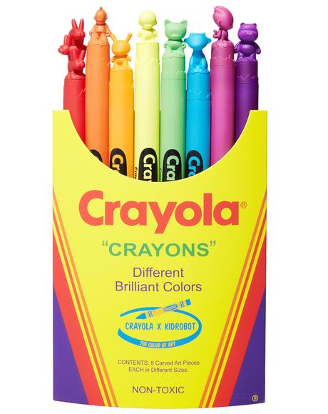 Crayola Carvola Medium Figure